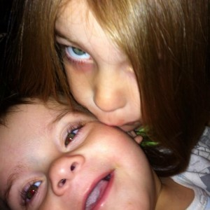 Liam and Big Sister