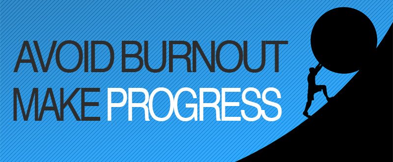 Avoid Burnout & Progress As A Developer
