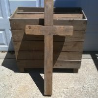 Old Rugged Cross DIY Project