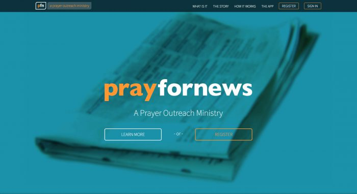 PrayForNews